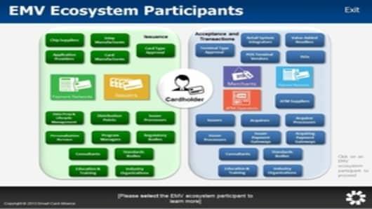 EMV Ecosystem Interactive Tool