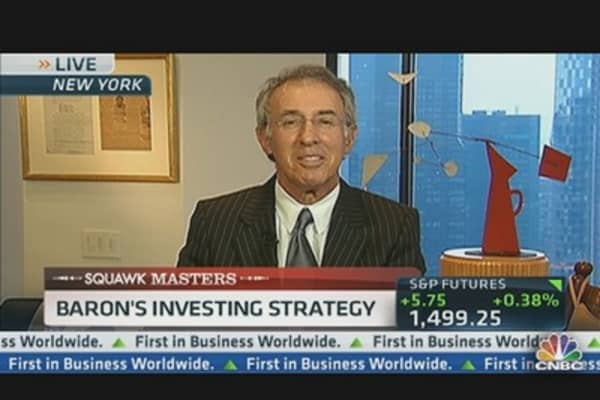 Baron: Dow 50,000 in 20 Years?