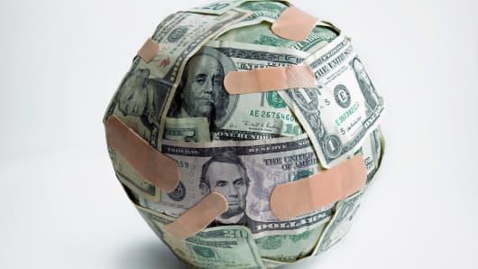 debt crisis money budget deficit