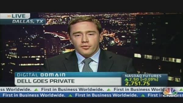Dell's Privatization Cannot Hurt: Pro