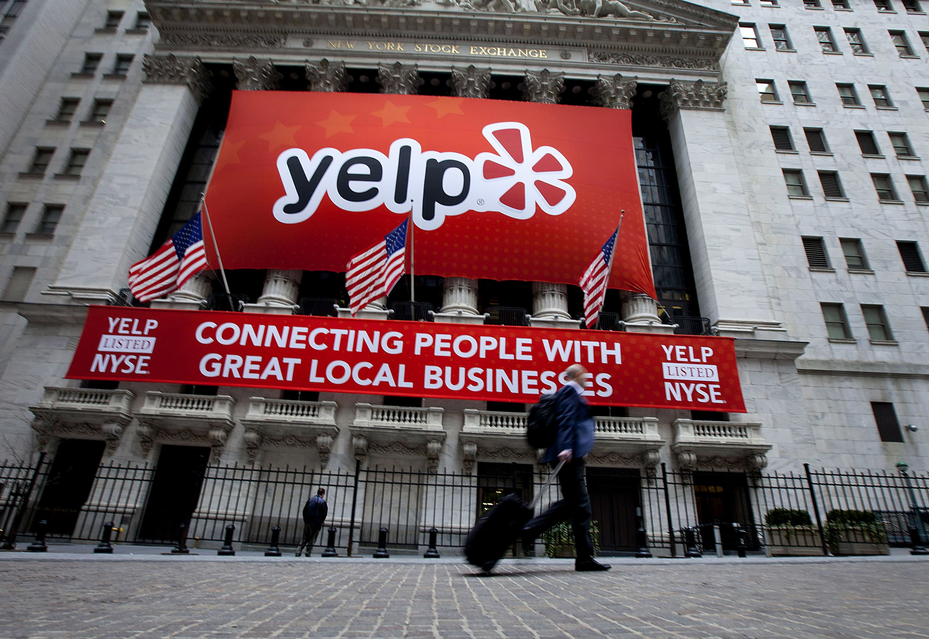 Why this big trader is shorting Yelp