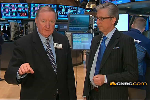 90 Seconds with Art Cashin: 'Two-Headed' Market