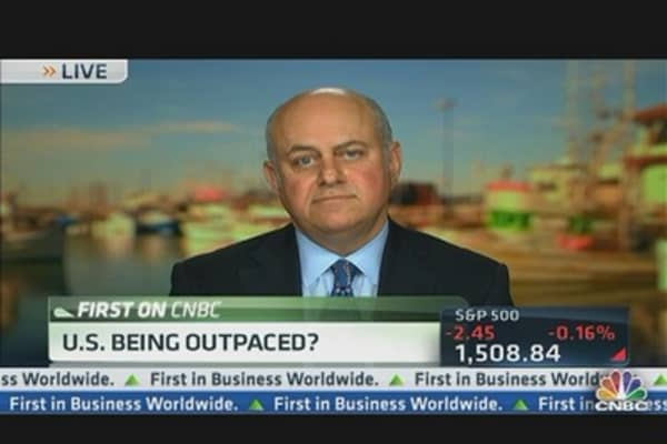 Prologis CEO: Emerging Markets Growing Fast