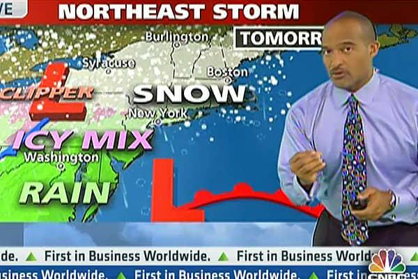 Winter Storm 'Nemo' Update