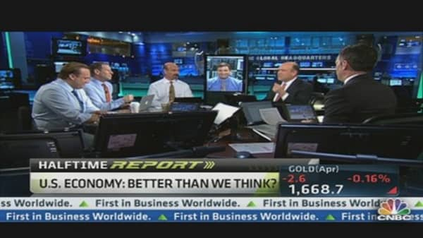 Is Economy Better Than You Think?