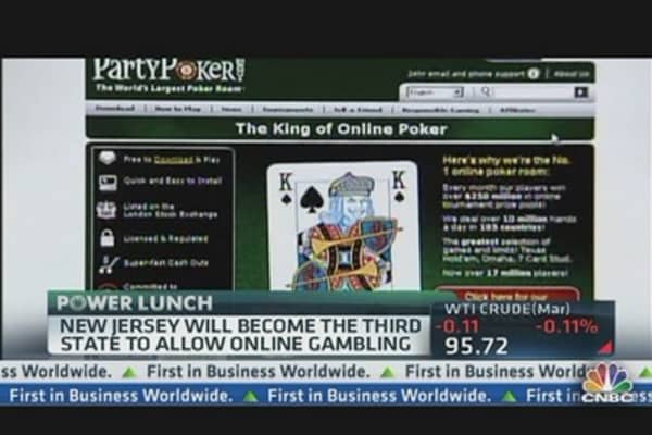 Should Internet Gambling be Legalized?