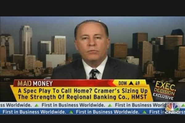 HomeStreet CEO: Housing, Mortgages & Dividends