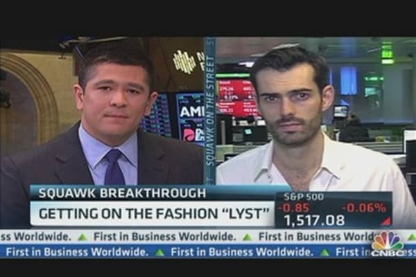 Are You on the Fashion 'Lyst?'