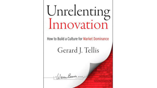 Unrelenting Innovation by Gerard Tellis