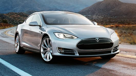 Consumer Reports: Tesla Model S Among Best Ever Reviewed