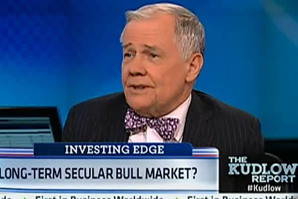 Long-Term Secular Bull Market?