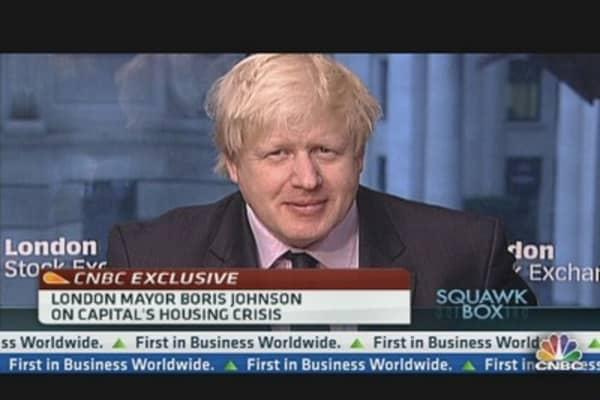 London 'Far More Attractive Than Silicon Valley': Mayor