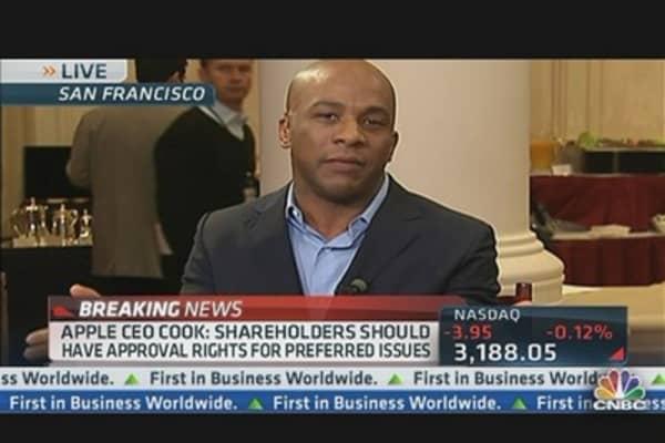 Did Apple's CEO Deliver?