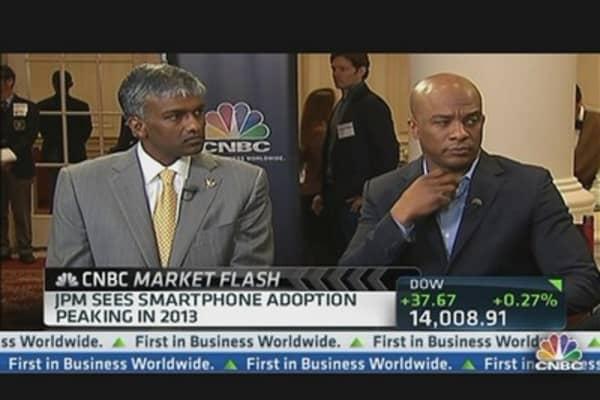 JPMorgan Smartphones Report 'Ludicrous': Weiss