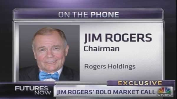 Jim Rogers Opens His Investing Playbook