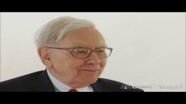 Billionaire Warren Buffett's Secret Ice Cream Fix