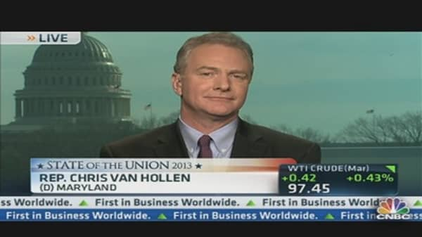 Hollen: Concerned Over Potential Job Cuts With Sequestration