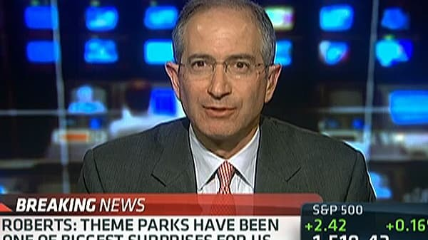 Comcast Deal 'Born Out of Bullishness': Roberts