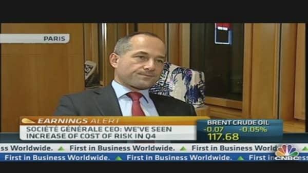 We Will Gain Market Share in 2013: SocGen CEO