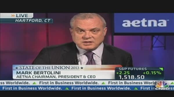 Aetna CEO on the Next Four Years of Health Care