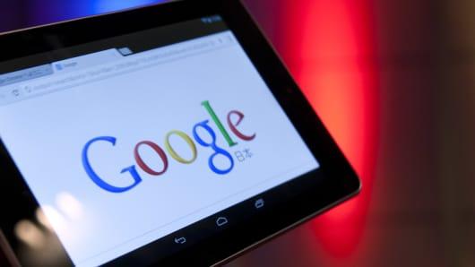 Google Nexus 7 tablet.