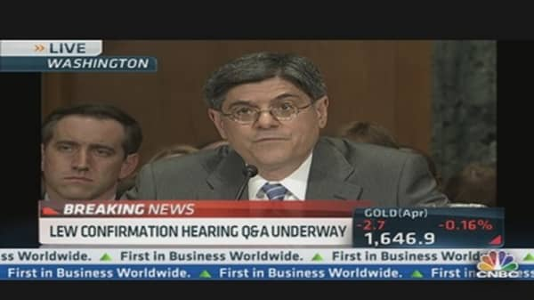 Lew: Didn't Know Fund Was In Cayman Islands