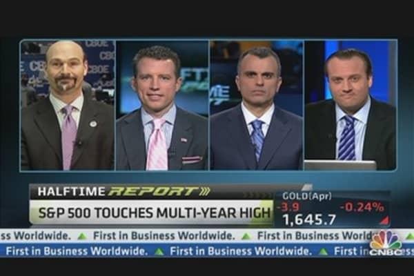 Market's a 'Short Squeeze on Pessimism': Terranova