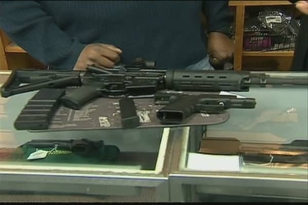 Gun Sales in Chantilly, VA