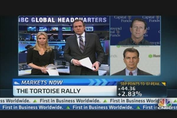 The Tortoise Rally
