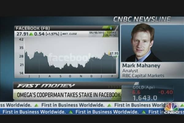Facebook Looks Strong In Mobile: Mahaney
