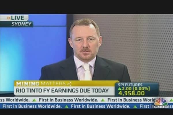 Headwinds That Will Hurt Rio Tinto Earnings
