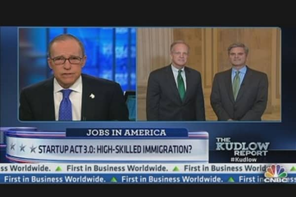 Startup Act 3.0: High-Skilled Immigration?
