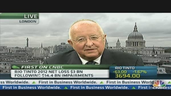 Rio Tinto to Aggressively Reduce Costs: CEO