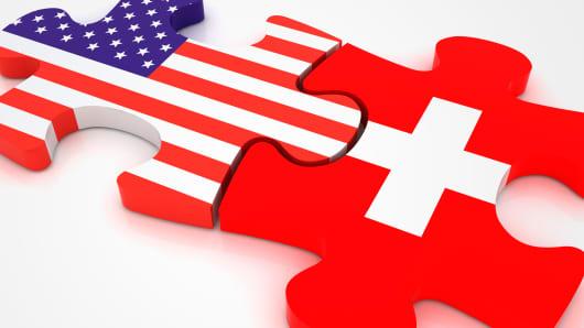 U.S. Switzerland