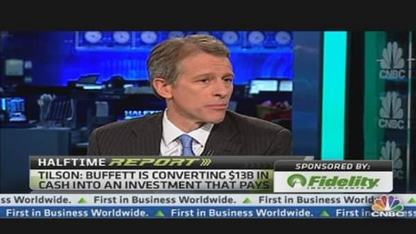 I Love Buffett's Heinz Deal: Tilson