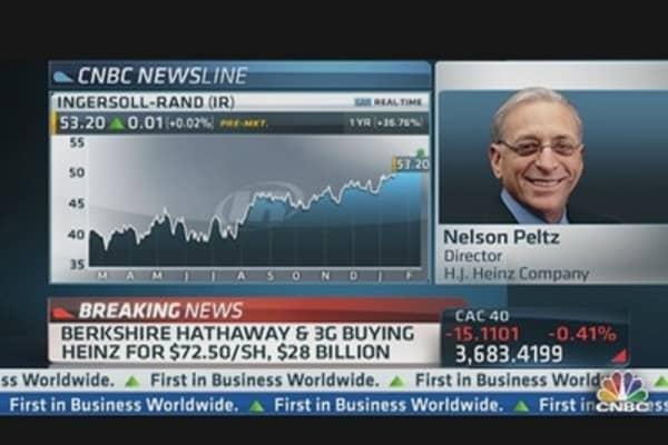 Like Mario, Activist Investor Peltz Likes Legg Mason