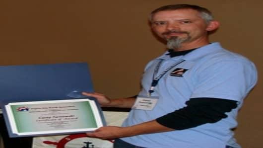 VSRA Safety Award