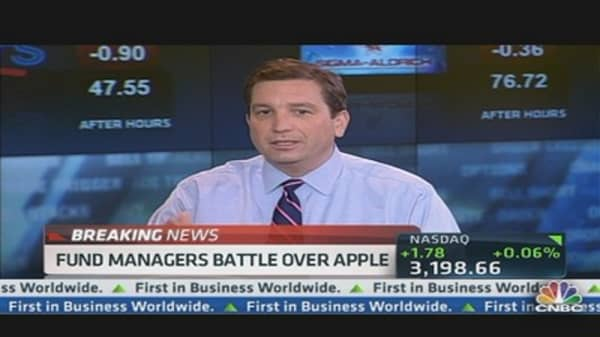 'No Product Catalysts' for Apple: Dan Nathan