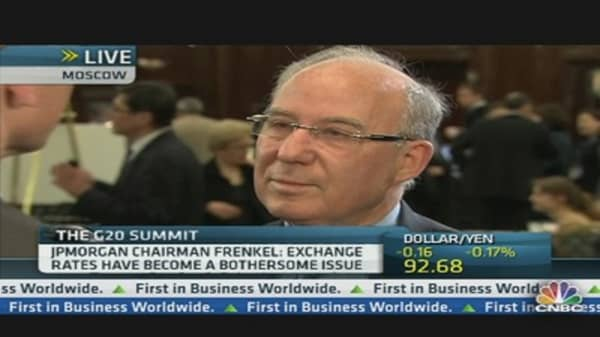 Monetary and Fiscal Policy Is Exhausted: Frenkel