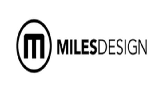 Miles Design logo