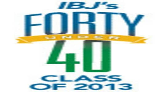 IBJ Forty Under 40 logo