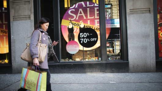 Shopping Consumer Sentiment