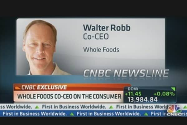 What Whole Foods Says About the Economy
