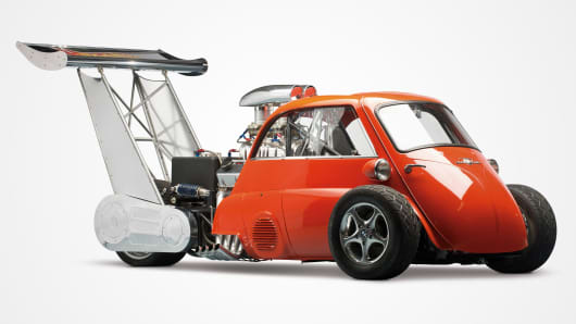 Lot 584_1959 BMW Isetta 'Whatta Drag'.