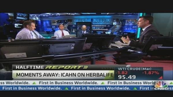 Icahn Speaks Out Again