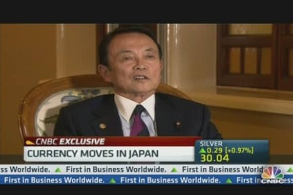 No Yen Manipulation at Play: Finance Minister