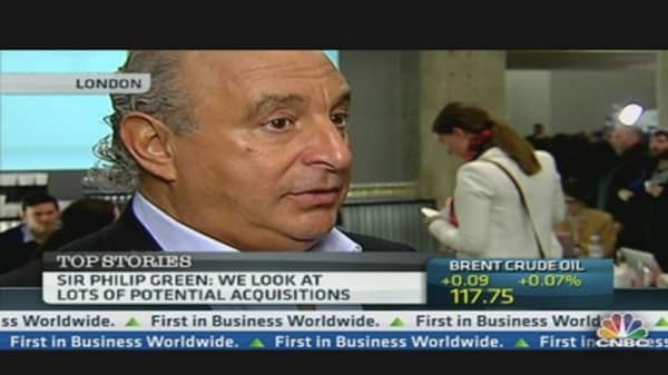 Philip Green: Speed to Market More Important Than Ever