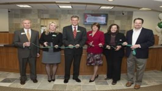 Kennett Ribbon Cutting