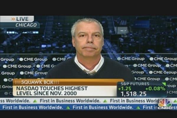 Bond Market Still Very 'Robust': Trader