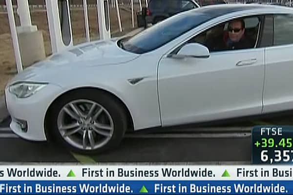 LeBeau's Tesla Test Drive Update